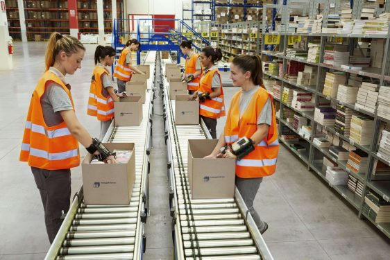 CEVA Logistics and Emmelibri embark on new ground-breaking book distribution project