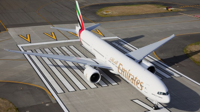 Emirates adds flights to Europe, China, Africa and the Middle East