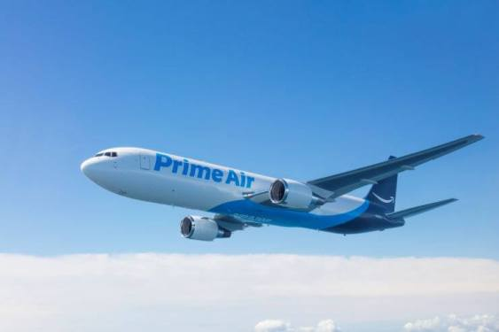 Amazon Air kicks off operations at Florida's LAL airport
