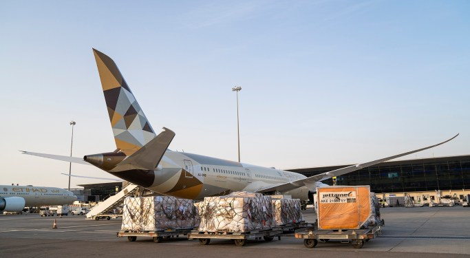 Etihad Cargo to move critical airfreight to and from Australia