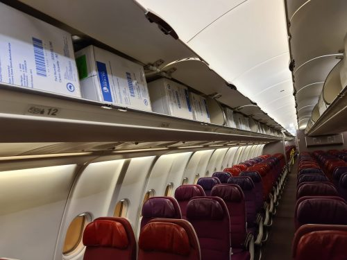 MASkargo runs maiden cabin-in-cargo flight from Shanghai to Melbourne