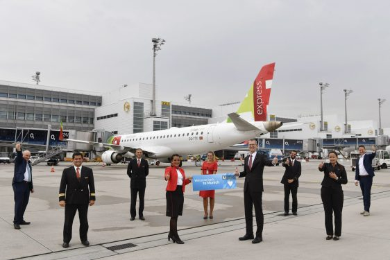TAP Air Portugal restarts Munich with two daily flights