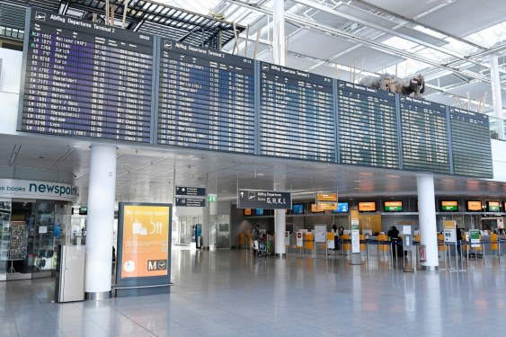Munich Airport welcomes more airlines in its flight plan