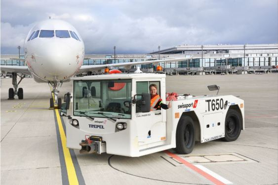 Swissport moves in to newly opened Berlin airport
