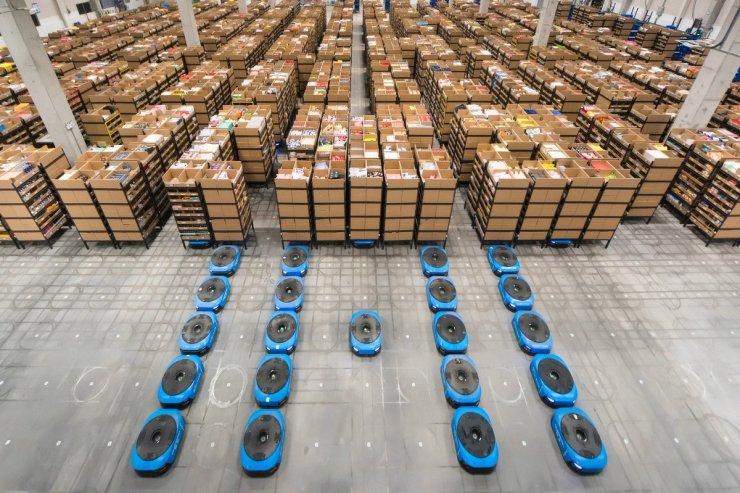 Cainiao warehouse