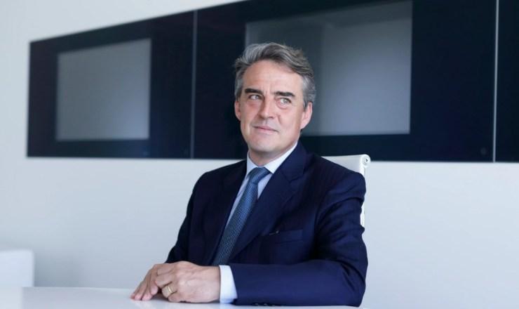 Alexandre de Juniac, seventh director general of IATA