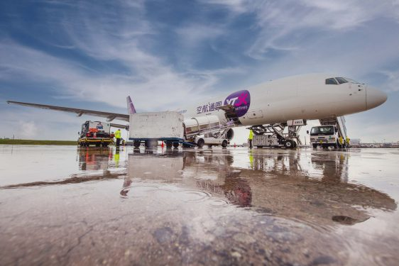 Changi Airport welcomes YTO Cargo's Hangzhou-Singapore service