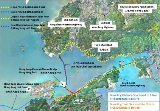 Dimerco's trucking services set to pick up with new Tuen Mun-airport link