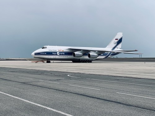 Volga-Dnepr Airlines brings back An-124-100 into operations