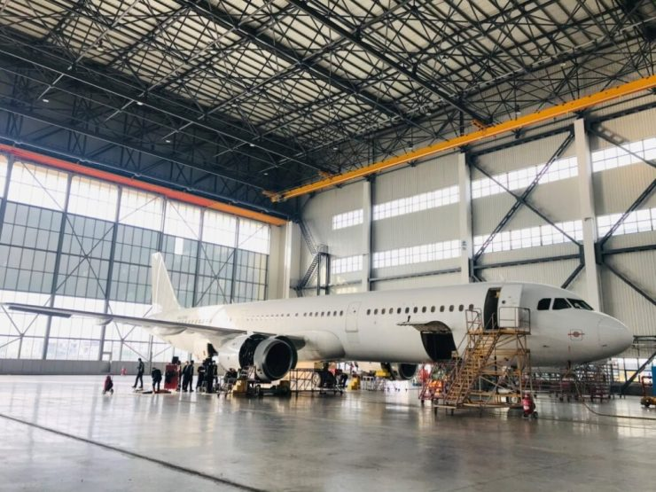 Vallair P2F conversion in China