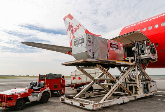 AirAsia's Teleport enters digital forwarding business