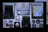 Avionic upgrade simulator