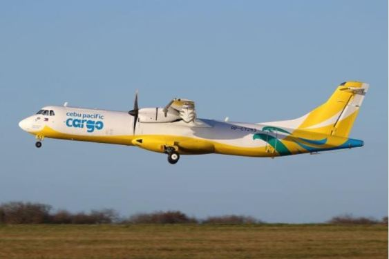 Cebu Pacific takes delivery of ATR converted freighter