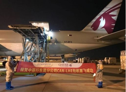 Dimerco airlifts oversized cargo to meet tight deadline