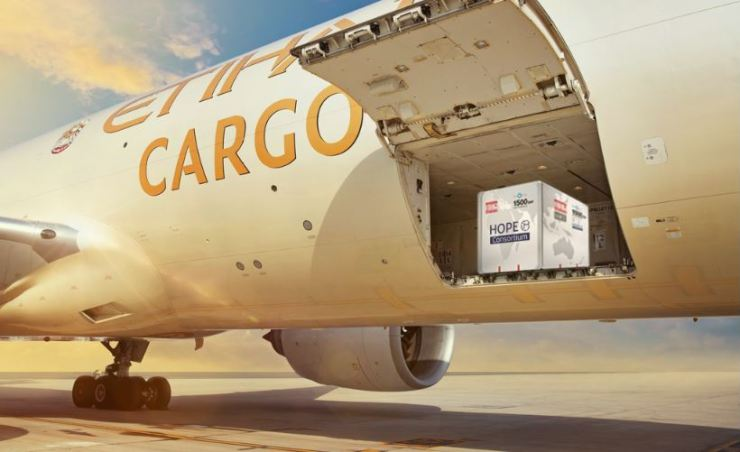 Abu Dhabi-Led Hope Consortium Extends Global Reach With New Freight Forwarder Partners