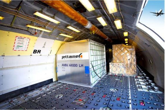 Jettainer launches basic ULD service for smaller airlines