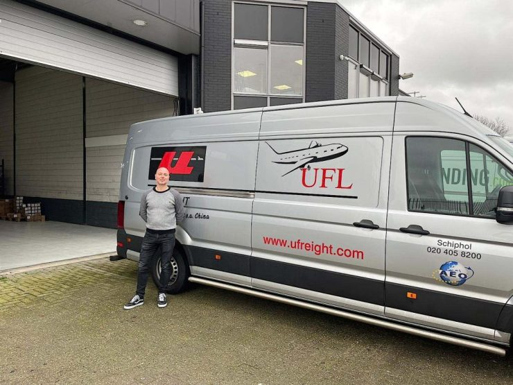 U-Freight restructures in the Netherlands and adds e-commerce warehousing