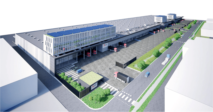 WFS unveils new cargo terminal at Brussels Airport