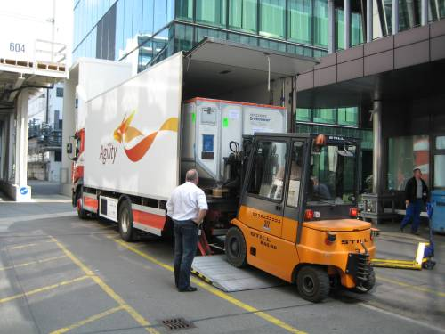 Air freight, contract logistics drive 2020 revenue for Agility