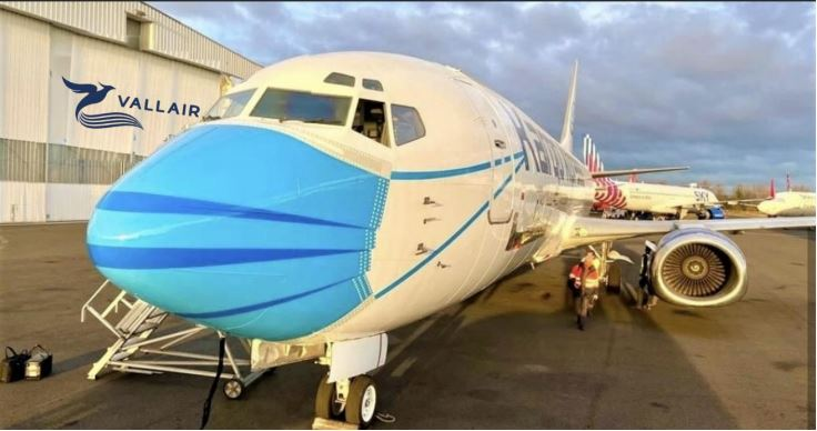 Vallair places its final B737-400 freighter with Malaysian operator, M Jets International