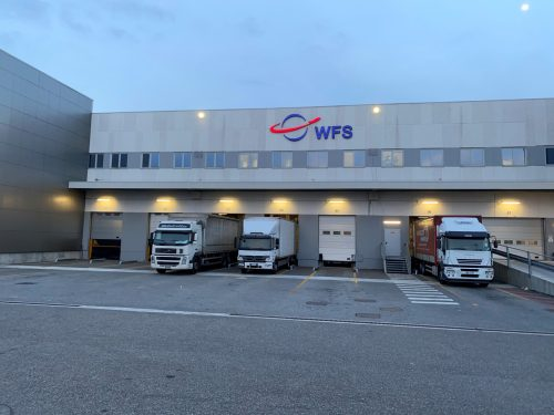 WFS secures authorised receiver status at MXP