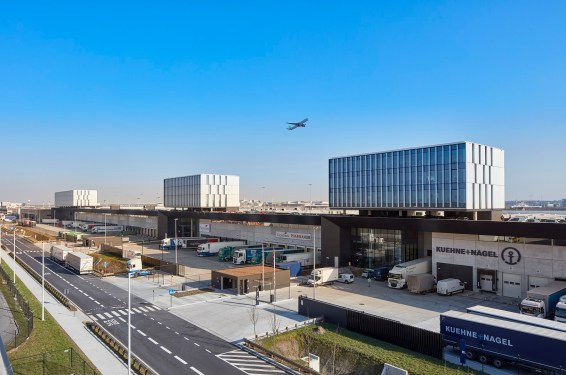 Brussels Airport unveils new sustainable logistics complex
