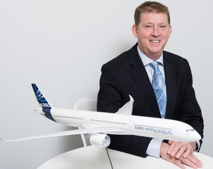 Chris Drewer assumes role of SVP South East Asia, Airbus Commercial Aircraft