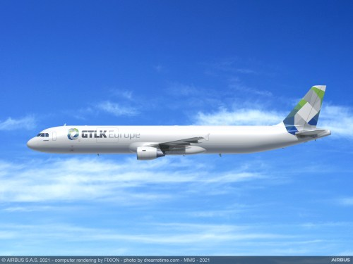 ST Engineering, EFW sign A321P2F orders for Irish lessor