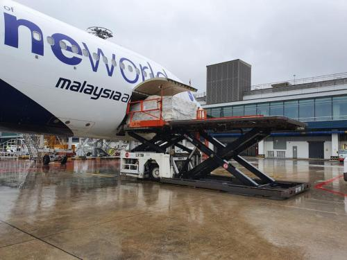 P-Cube Aviation: Malaysia Airlines' newly appointed GSA in SG