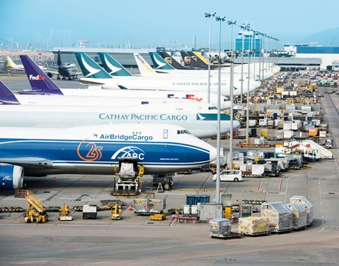 HKIA gets 'green airport' validation; cargo up in May