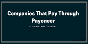 companies-that-pay-through-Payoneer