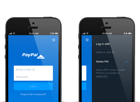 PayPal Here Guide  Start Accepting Payments Getting started