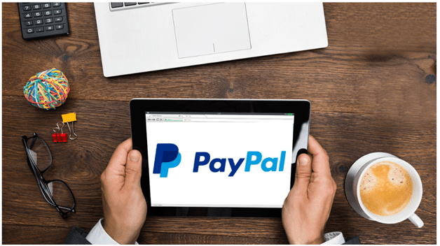 Depositing with Paypal