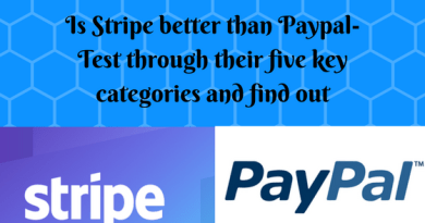 Is stripe better than Paypal