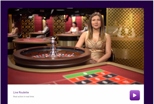Jackpot City Casino To play European Roulette