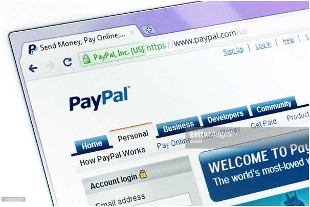 PayPal Browser