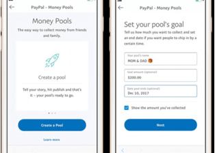 PayPal Money Pools