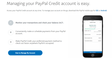 How to get cash from PayPal Credit and how to buy on Amazon using PayPal credit?