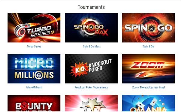 Canada Poker Tournaments