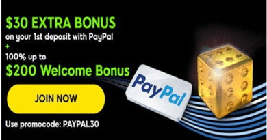 paypal and casinos