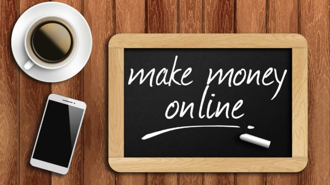 Make Money Online 2019