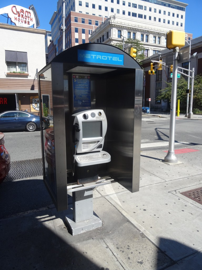 how to find location of payphone