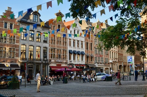 Bruxelles grande place