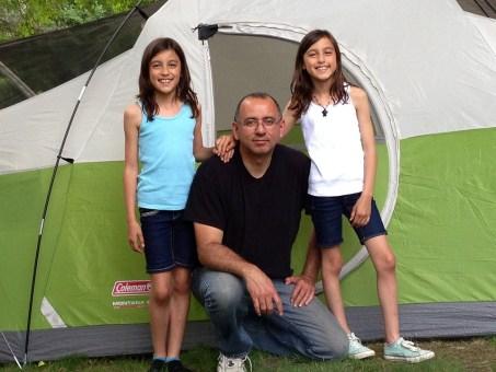 Comment monter sa tente de camping?