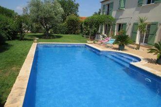 Location Cap d'Agde piscine