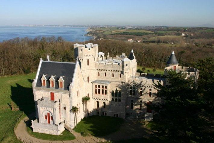 hendaye-chateau-abbadia-au-pays-basque