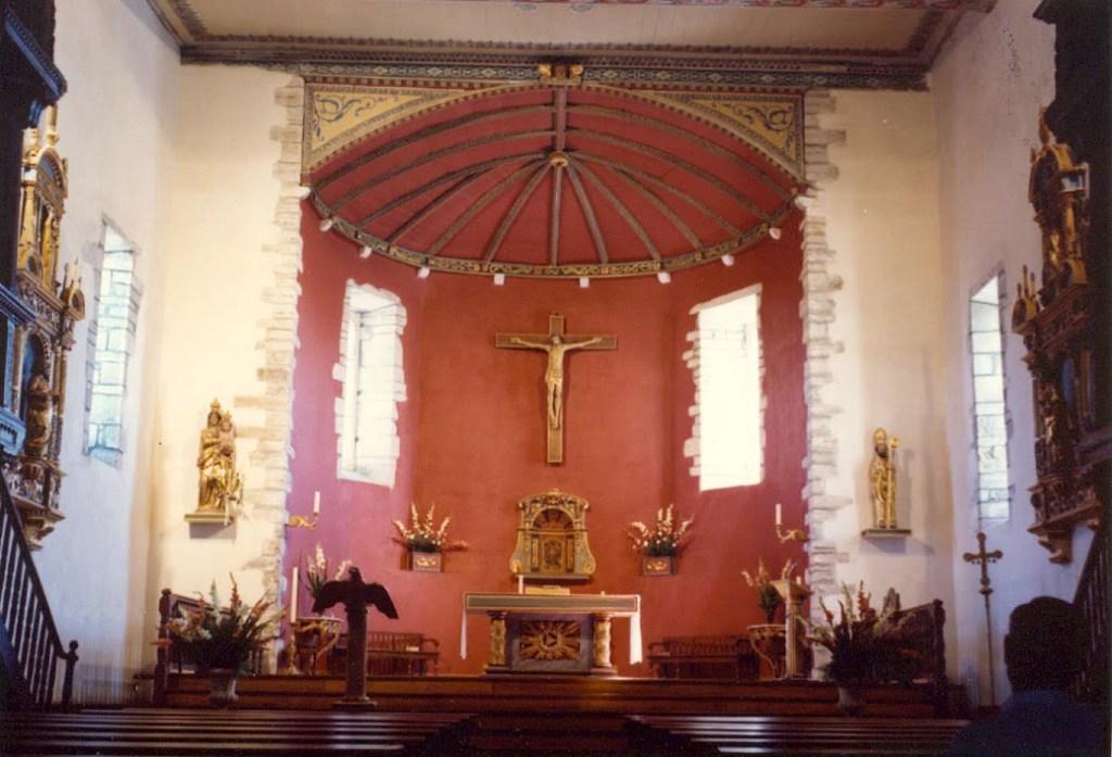 eglise interieur