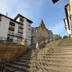 gernika-ville-pays-basque-escalier