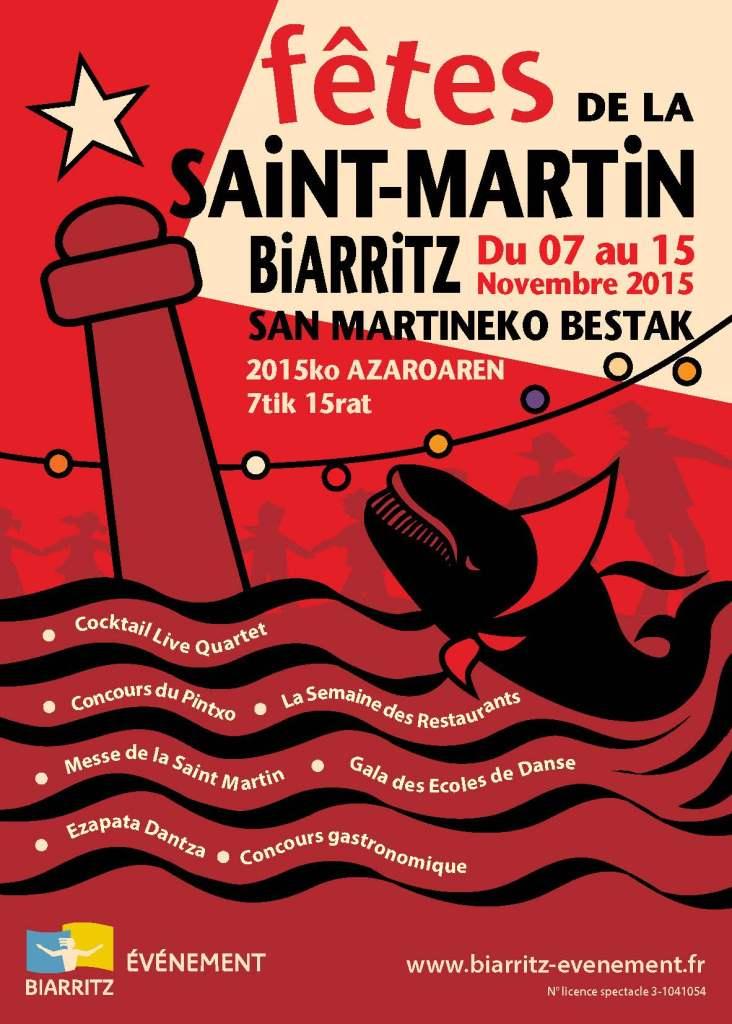 Programme des fetes de la saint martin