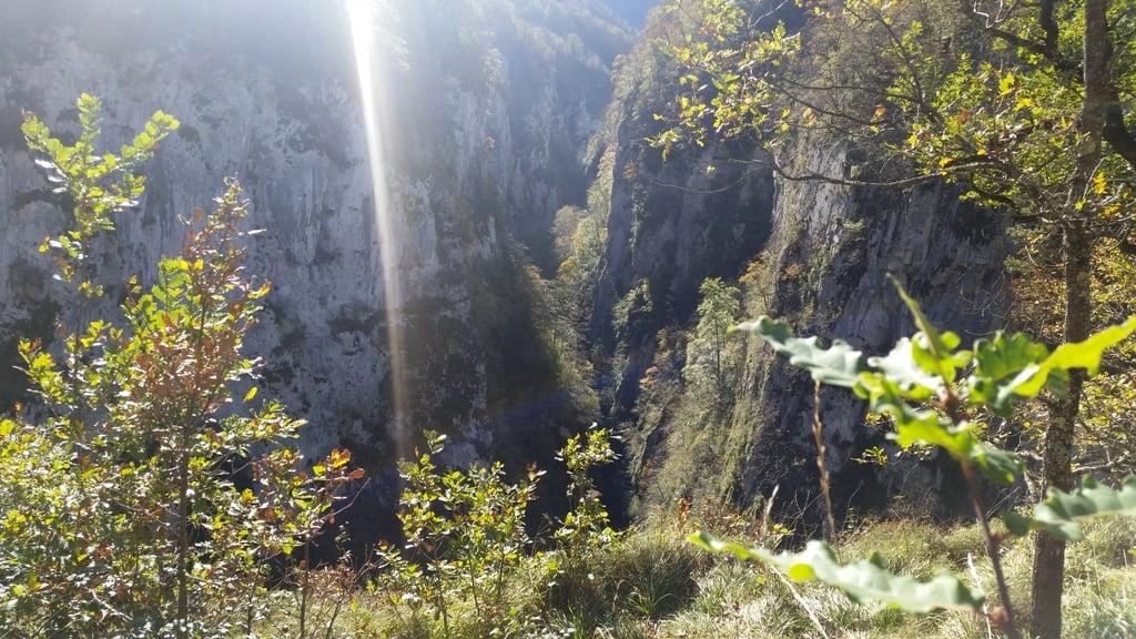 canyon Olhadubi Pays basque